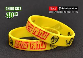 Motu Patlu Yellow 1/2 Inch