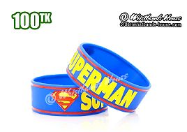 Superman Blue 1 Inch