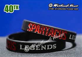 Spartacus Legends Black 1/2 Inch
