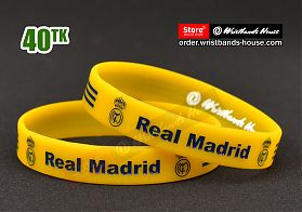 Real Madrid yellow 1/2 inch