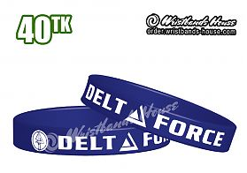 Delta Force Blue 1/2 Inch