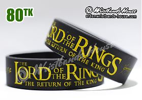 The Lord of the Rings Black 3/4 Inch