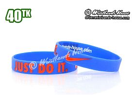 Just Do It Blue 1/2 Inch