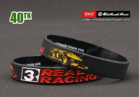 Real Racing Black 1/2 Inch
