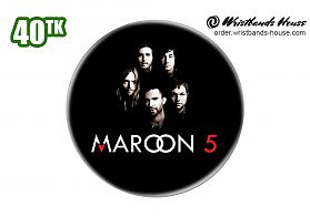 Maroon 5 Badge