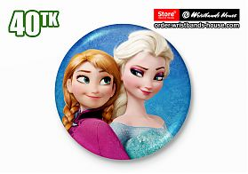 Frozen Badge