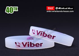 Viber Transparent 1/2 Inch