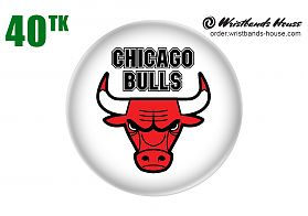 Chicago Bulls Badge