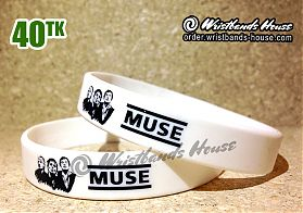 Muse White 1/2 Inch