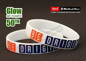 Be Original White Glow 1/2 Inch