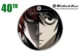 Death Note Badge