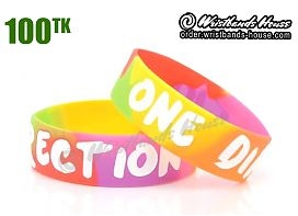 One Direction Multicolor 1 Inch