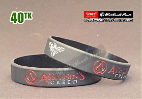 Assassins Creed Black 1/2 Inch