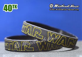 Star Wars Black 1/2 Inch