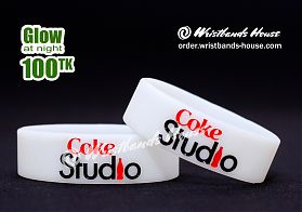 Coke Studio White Glow 3/4 Inch
