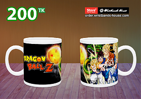 Dragon Ball Z Mug
