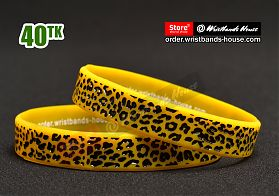 Leopard Yellow 1/2 Inch