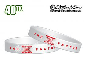 The X Factor Transparent 1/2 Inch