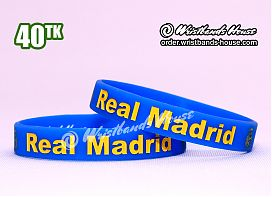 Real Madrid Blue 1/2 Inch