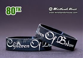 Children Of Bodom Black 3/4 Inch