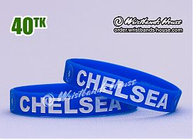Chelsea Blue 1/2 Inch