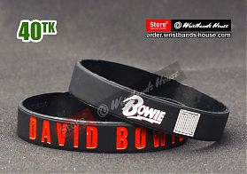 David-Bowie Black 1/2 Inch
