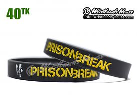 Prison Break Black 1/2 Inch