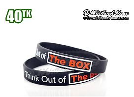 Think Out of the Box Black 1/2 Inch