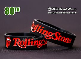 Rolling Stone Black 3/4 Inch