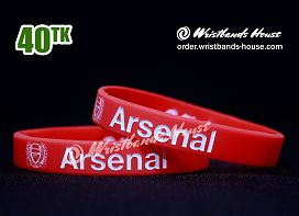 Arsenal Red 1/2 Inch