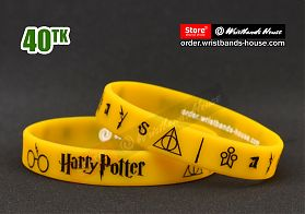 Harry Potter Yellow 1/2 Inch