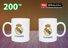 Real Madrid Mug
