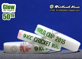 ICC World Cup 15 White Glow 1/2 Inch