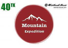 Mountain Red Badge