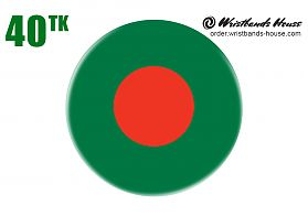 Bangladesh Flag Badge