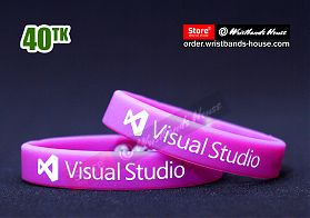 Visual Studio Purple 1/2 Inch