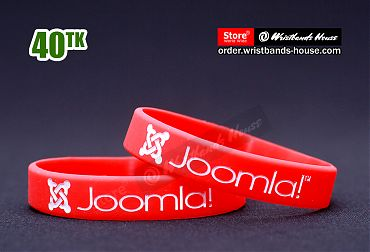 Joomla Red 1/2 Inch