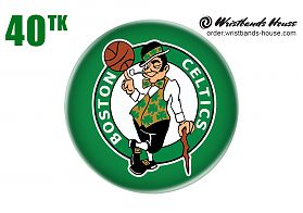 Boston Celtics Badge