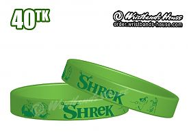 Shrek Green 1/2 Inch