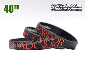Shadow of Mordor Black 1/2 Inch