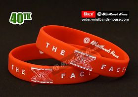 The X Factor Red 1/2 Inch