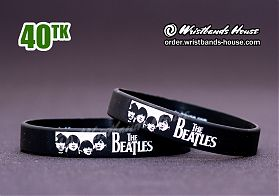 The Beatles Black 1/2 Inch