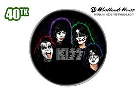 KISS Badge