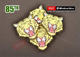 Freeze Magnet Tiger