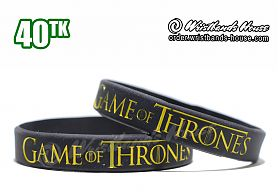 Game of Thrones Black 1/2 Inch