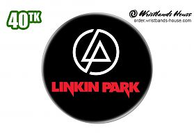 Linkin Park Badge