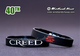 Creed Black 1/2 Inch