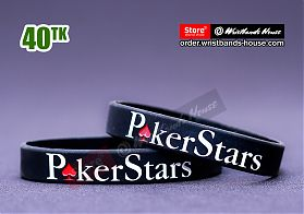 PokerStars Black 1/2 Inch
