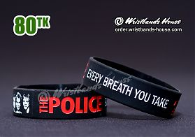 The Police Black 3/4 Inch